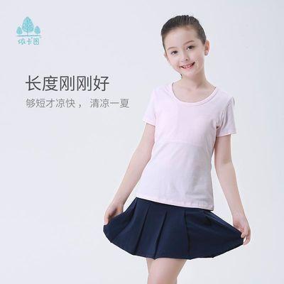 依卡图女童裙裤防走光薄款夏季儿童短裙中大童短裙2019新款短裤