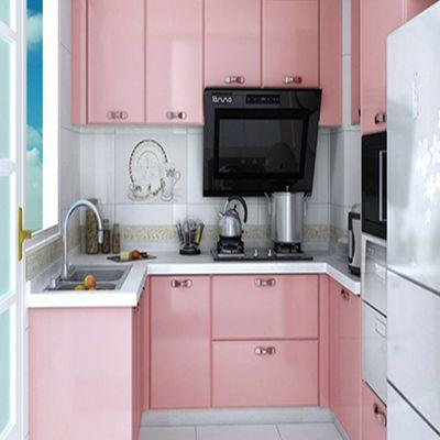 家具翻新贴纸柜子衣柜装饰墙纸防水桌面橱柜烤漆贴纸墙纸自粘
