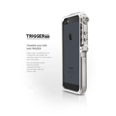iPhone5/5s/5se手机壳6s苹果保护套5s金属防摔边框苹果潮男se