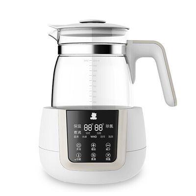 【新品优选】小白熊 恒温调奶器1200ML暖奶器婴儿泡奶粉机 冲奶器