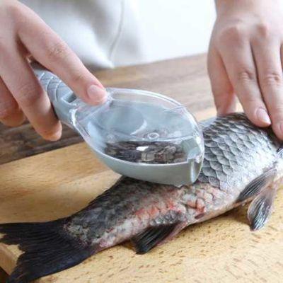 创意家居家懒人生活日常家用厨房小工具神器日用品百货鱼鳞刮礼品