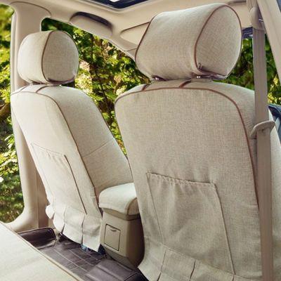 汽车座套布艺座套全包四季比亚迪f3宝骏510坐垫套 四季通用座椅套