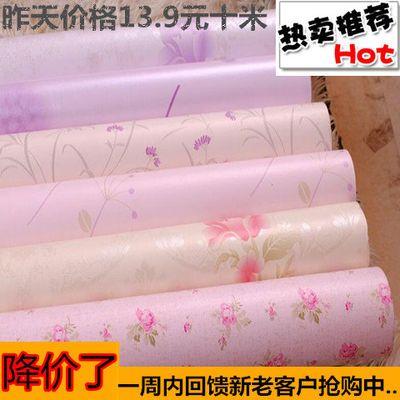 60CM宽加厚衣柜贴纸壁纸自粘防水粉色少女心温馨卧室客厅背景墙纸