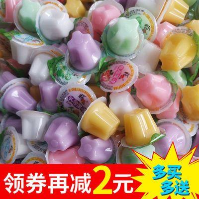 乳酸果冻儿童零食大礼包果冻布丁休闲零食夏季食品整箱批发1斤