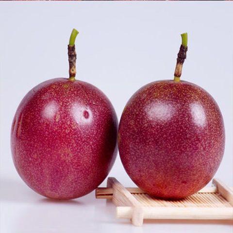 广西百香果新鲜水果西番莲水果5斤3斤2斤装百香果批发 酸甜多汁_1