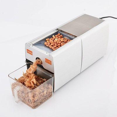 茶籽油不锈钢芝麻油花生油茶籽家用榨油机全自动小型家庭