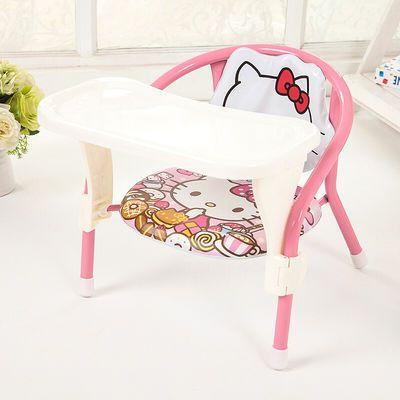 出口儿童椅宝宝靠背椅叫叫椅小椅子板凳吃饭凳子卡通婴儿餐椅SN49