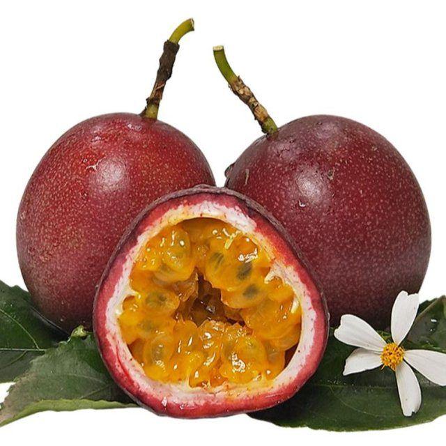 广西百香果特级大红果5包邮一级水果白香果新鲜现摘当季6斤整箱10_4