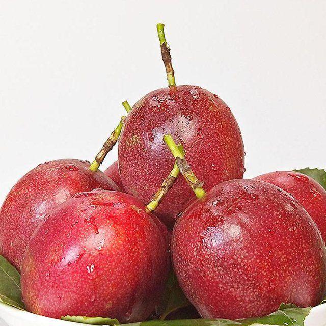广西百香果特级大红果5包邮一级水果白香果新鲜现摘当季6斤整箱10_2