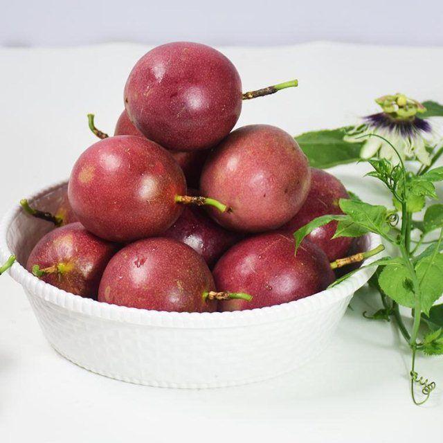 广西新鲜百香果5斤特级大果包邮精装现摘现发当季西番莲水果一级_4