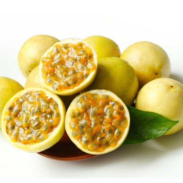 【买一送一】广西黄金百香果3斤装 热带水果新鲜西番莲鸡蛋果包邮_1