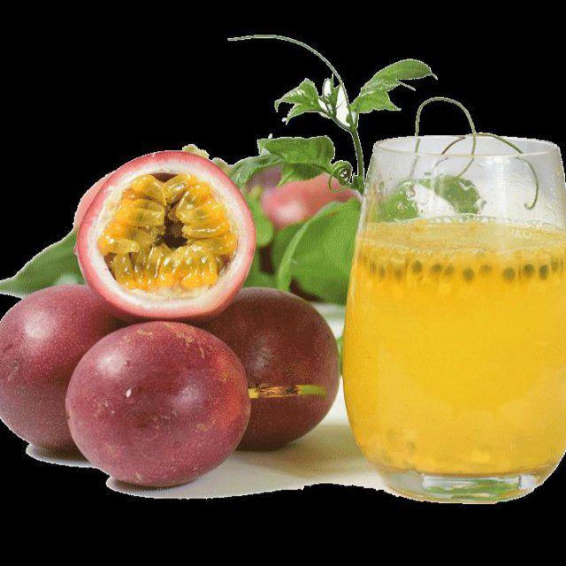 广西新鲜百香果5斤特级大果包邮精装现摘现发当季西番莲水果一级_1