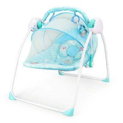 安抚椅秋千哄娃神器婴儿电动摇摇椅宝宝摇摇篮躺椅哄娃哄睡新生儿