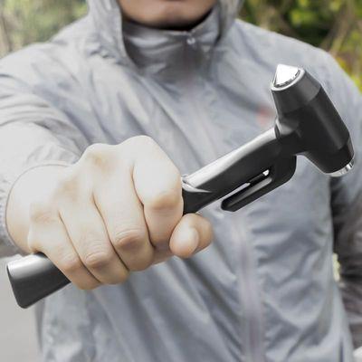 可碎大巴玻璃 汽车用安全锤破窗器多功能车载逃生锤子车内救生锤
