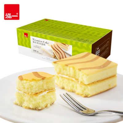 提拉米苏夹心蛋糕1000g夹心西式鸡蛋糕学生早餐零食点心糕点500g