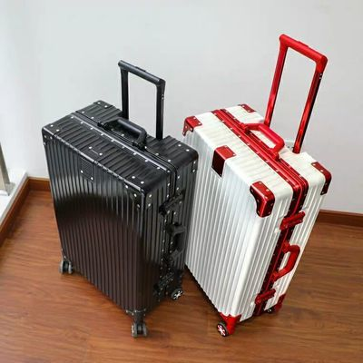 【镇店之宝】复古款网红拉杆箱旅行箱学生密码箱男行李箱女登机箱