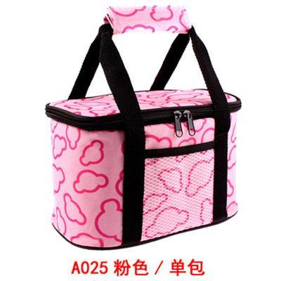 爆款铝箔手提包保温袋加厚母乳保鲜包冰袋保鲜冷藏 保温饭盒 便当