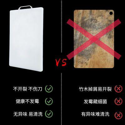乌檀木菜板木防霉厨房切菜板家用粘板整木砧板案板刀板占板