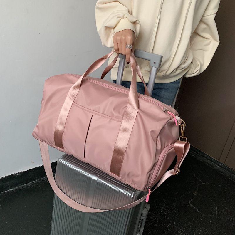 运动包女健身包干湿分离游泳训练包行李包手提包男包潮单肩旅行包