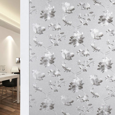 玻璃贴纸不透明磨砂窗户贴膜防水窗花纸防隐私厨房移门静电免胶贴