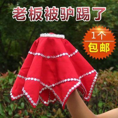 东北舞蹈中国舞老式手绢花加粗专业专用手绢花 舞蹈考级专用