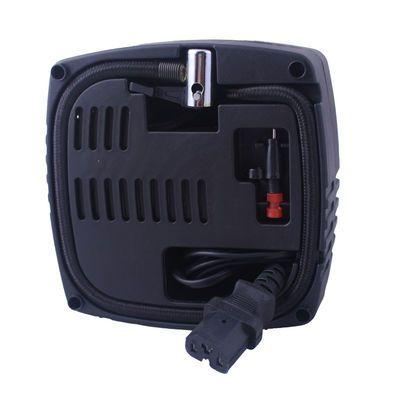 【新款】电瓶车电动车充气泵48V60V72V汽车摩托12V车载便携式飞车