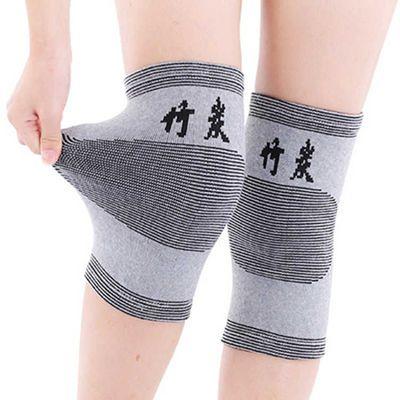 【薄款防老寒腿】竹炭护膝春夏空调房老寒腿关节护膝盖男女护膝