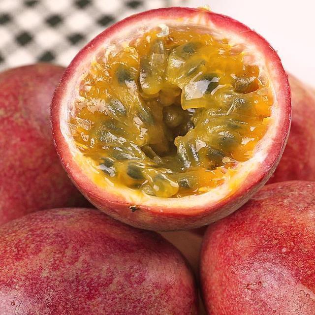 百香果大红果带箱6斤水果新鲜西番莲鸡蛋果现摘装5当季整箱10_4