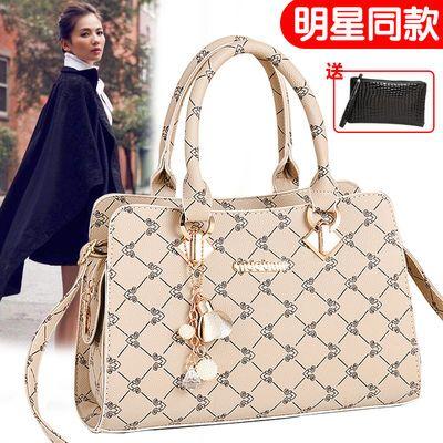 中年妈妈女包2020夏季新款韩版大气手提包大包包百搭单肩斜挎包潮