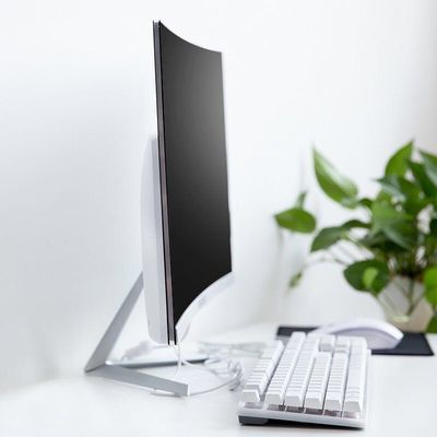 电脑主机i5台式机设计便携配迷你影视cf游戏型联想连线一体机原装