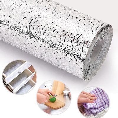 透明家用厨房防油贴纸灶台油烟机橱柜自粘贴纸耐高温防水墙贴桌面