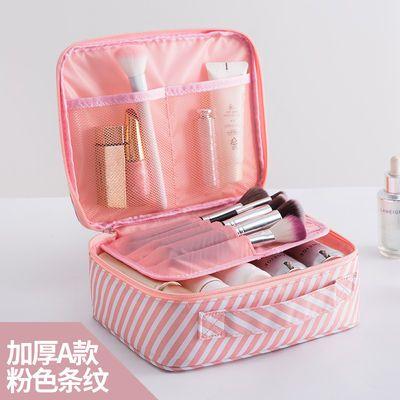 化妆品收纳包旅行袋大容量学生简约收纳盒小号少女心ins网红洗漱