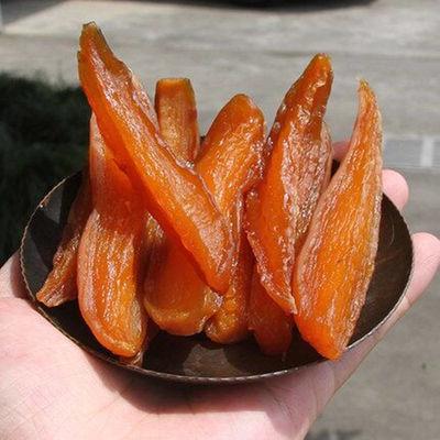 【2斤特价】烘烤原味红薯干 农家自制薯片 倒蒸地瓜干250g-1000g
