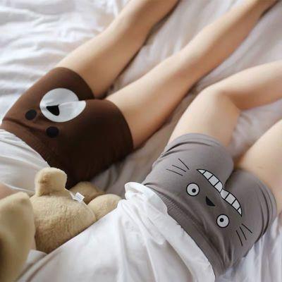 儿童纯棉内裤男童女童宝宝四角平角裤头 1-3-5-9岁小孩卡通短裤