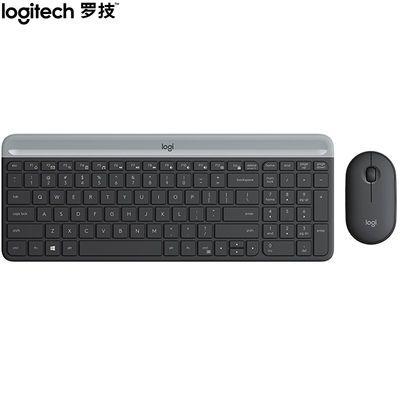 罗技(Logitech)MK470无线键鼠套装台式电脑笔记本键盘鼠标套装