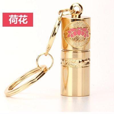 【送电子】迷你小手电筒 强光led灯户外应急家用学生口袋钥匙挂件