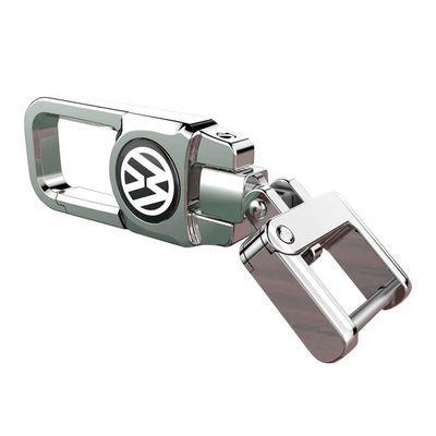 汽车钥匙扣宝马奔驰奥迪大众丰田本田吉利五菱哈弗锁匙链腰挂件