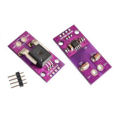 【品质推荐】ACS758线性霍尔扩展板 ACS758LCB-050B-PFF-T 霍尔电