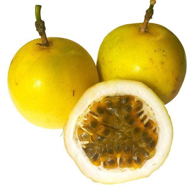 黄金百香果5斤装包邮黄皮白香果6新鲜广西酸甜黄色百香果孕妇水果_4