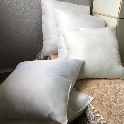 【多规格可选】靠垫芯抱枕芯方垫芯十字绣芯方枕芯靠枕芯