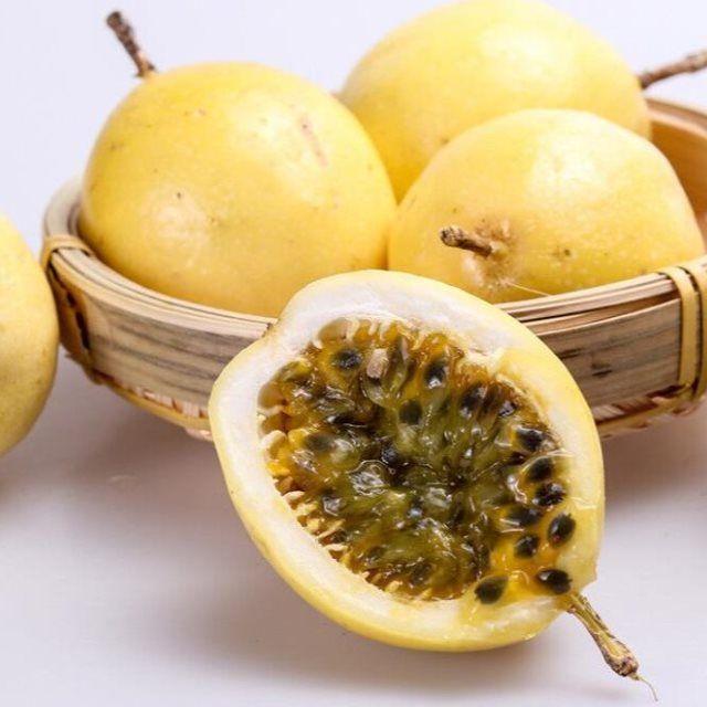 【共5斤】黄金百香果 福建新鲜水果现摘现货黄色甜西番莲黄金果_2