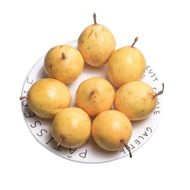 【共5斤】黄金百香果 福建新鲜水果现摘现货黄色甜西番莲黄金果_4