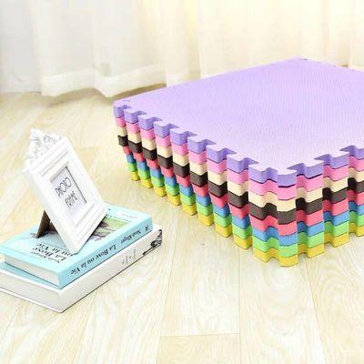 加厚泡沫地垫拼接拼图地板宝宝爬行垫30儿童大号榻榻米60海绵地垫