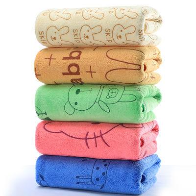 5条装毛巾加厚洗脸家用成人儿童小手巾擦头发干发巾吸水毛巾批发