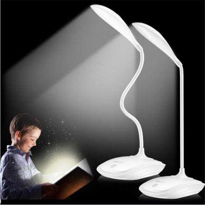 充电款护眼台灯卧室宿舍神器led床头灯夹子款小夜灯学生阅读灯