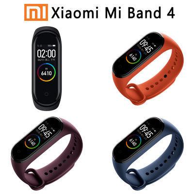 Xiaomi Mi band 4小米智能手环3防水心率计步信息提醒蓝牙NFC现货