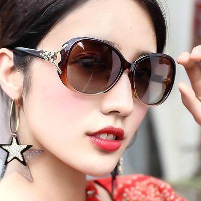 【不分老少皆可佩戴】墨镜新款明星太阳镜女士防紫外线太阳眼镜