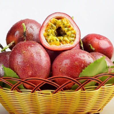 【送开果器】广西新鲜百香果大果5斤32斤101215个中果四季水果