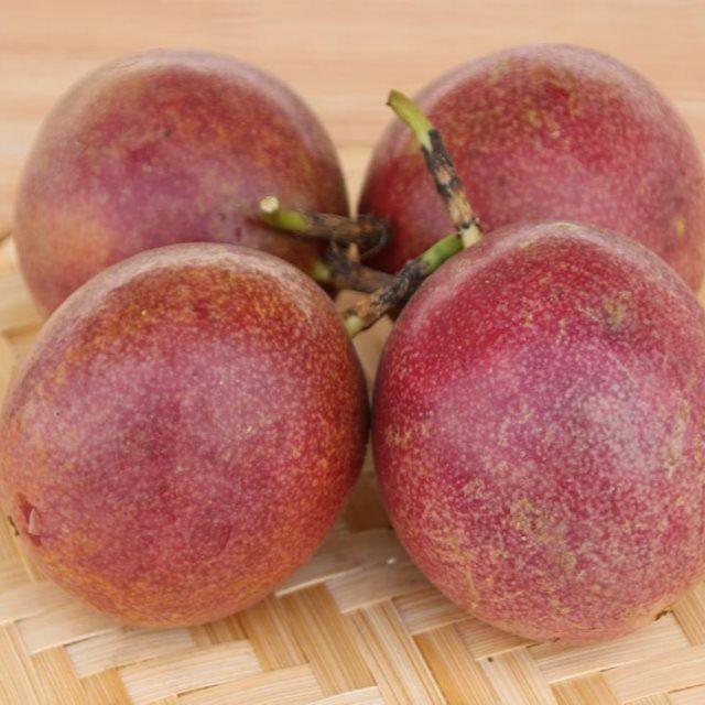 千果聚 广西百香果5斤大果现摘新鲜水果鸡蛋果特级白香果一级包邮_2