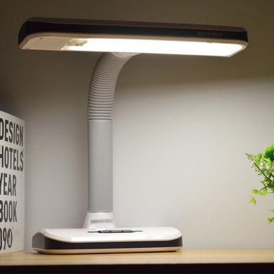 明可达护眼灯三基色荧光灯台灯学生学习书桌护眼台灯家用节能18W